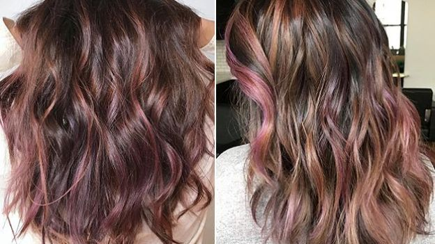 Chocolate mauve: il nuovo hair trend goloso per castane
