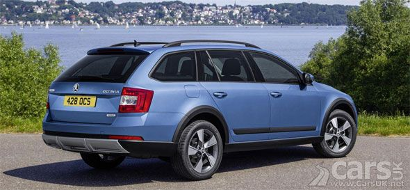 New Skoda Octavia Scout price and spec - costs from £25,315