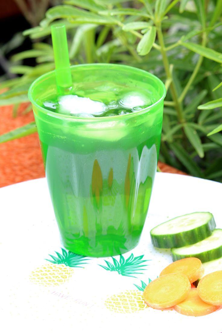 ce cocktail green est fait pour vous !