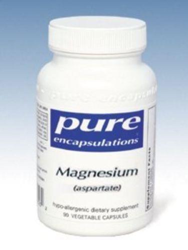 Pure-Encapsulations-Magnesium-aspartate-75-mg-90-vcaps-MA9-NNE-Exp-2-18-SD