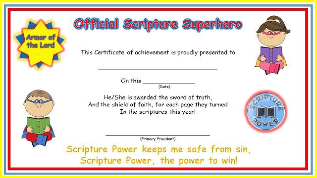 Primary pathways: Scripture Super hero awards | primary ...