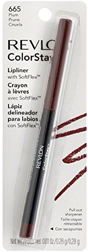 LOOK:  Revlon ColorStay Lip Liner with SoftFlex