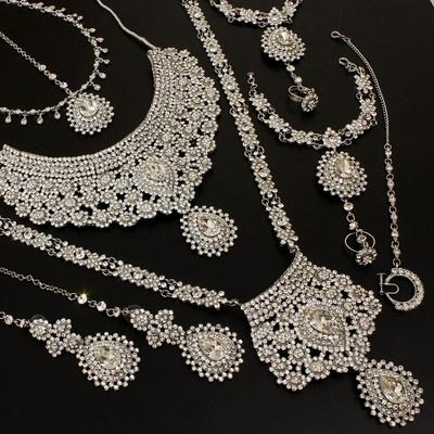 Indian wedding sparkle