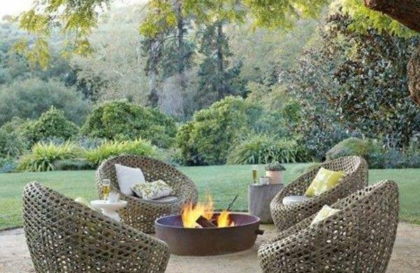 RIMINI Lounge Garten Loungegruppe 20-teilig Exotan Poly Rattan
