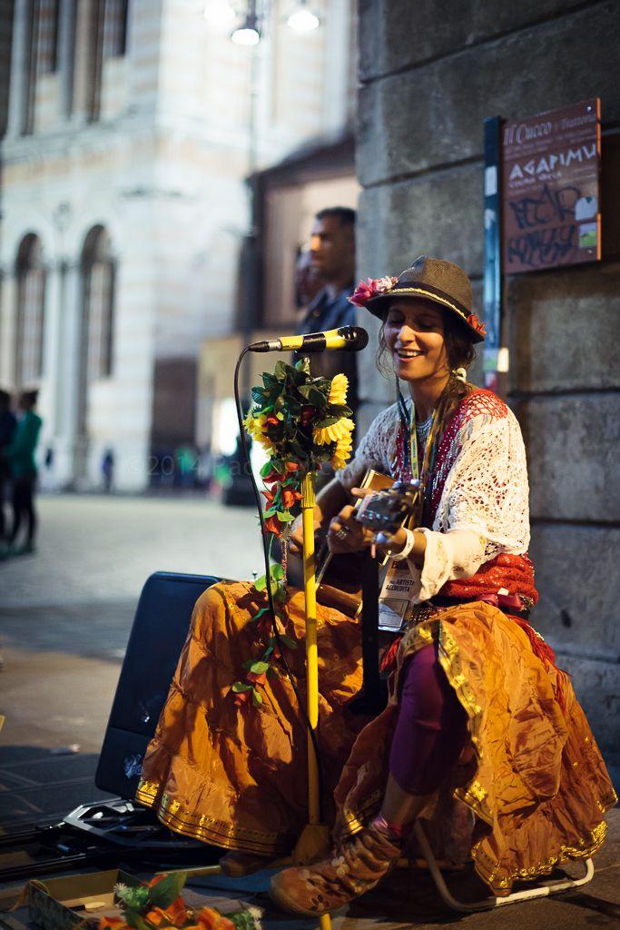 Ferrara Buskers Festival 2014