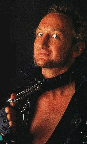 Robert Englund, the nice bad boy!!lol