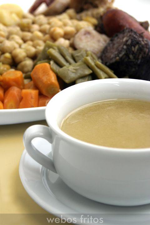 Cocido en olla expr s food savory recetas salado - Cocido en olla express ...