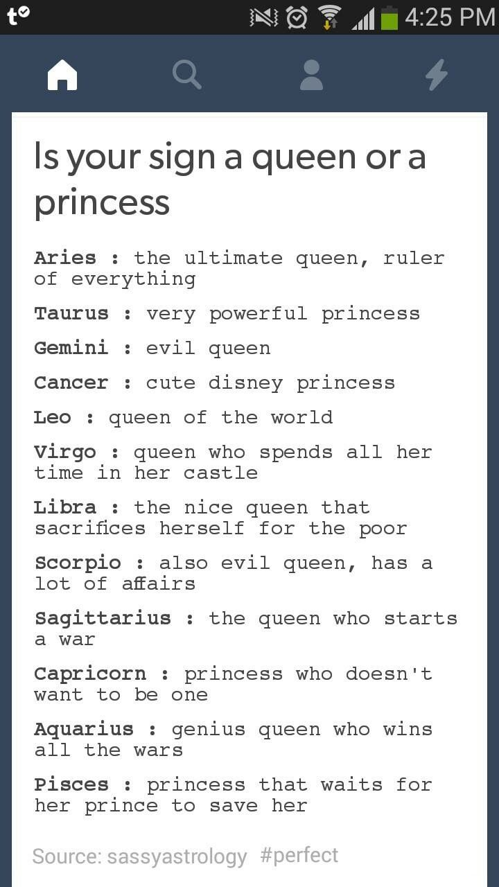 dammit im not the queen of everything. actually that's a good thing. queen of everything is too much responsibility. carry on. now that i think about it can someone take my spot as queen of the world? ill probably blow up the universe accidentally and i cant let that happen. i need to read and use the internet.