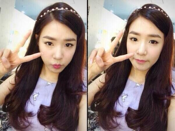 #Tiffany #snsd #cute #girlsgeneration