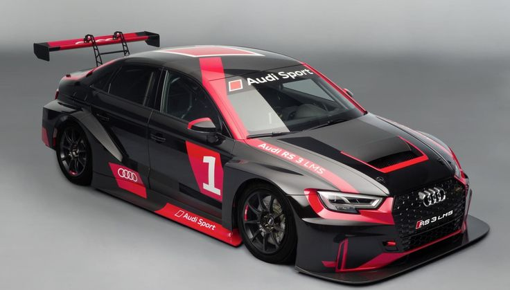 Say hello to your new favourite touring car – the Audi RS3 LMS #audi #rs3 #audirs3 #pgautomotive