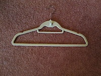 Slimline hangers - why you must have them!