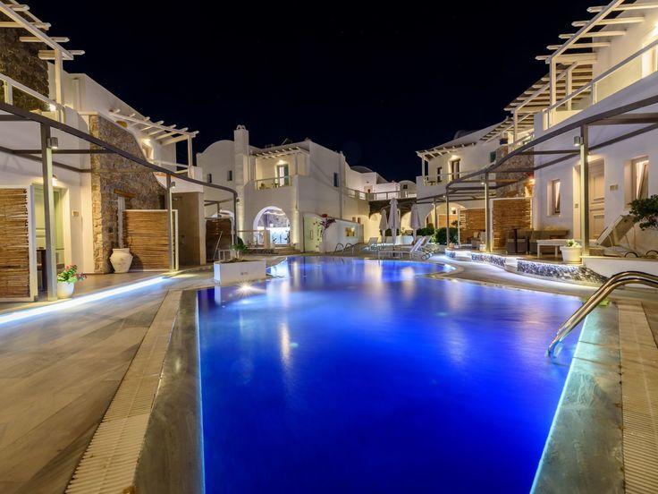 Hotel - La Mer Deluxe Hotel & Spa #dream #vacation @santorini #Greece