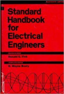 Standard Handbook For Electrical Engineer Free Pdf