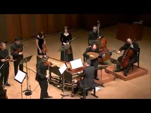 Vivaldi Violin Concerto Op 8 No 10 RV 362 La Caccia B flat major Giulian...