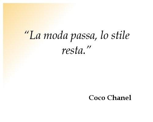 Aforismi/Quotes sul mondo della moda - http://pinterest.com/zalandoitalia/pensieri-di-moda/