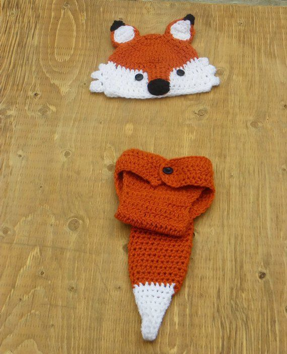 b96bff69b80 Baby fox outfit