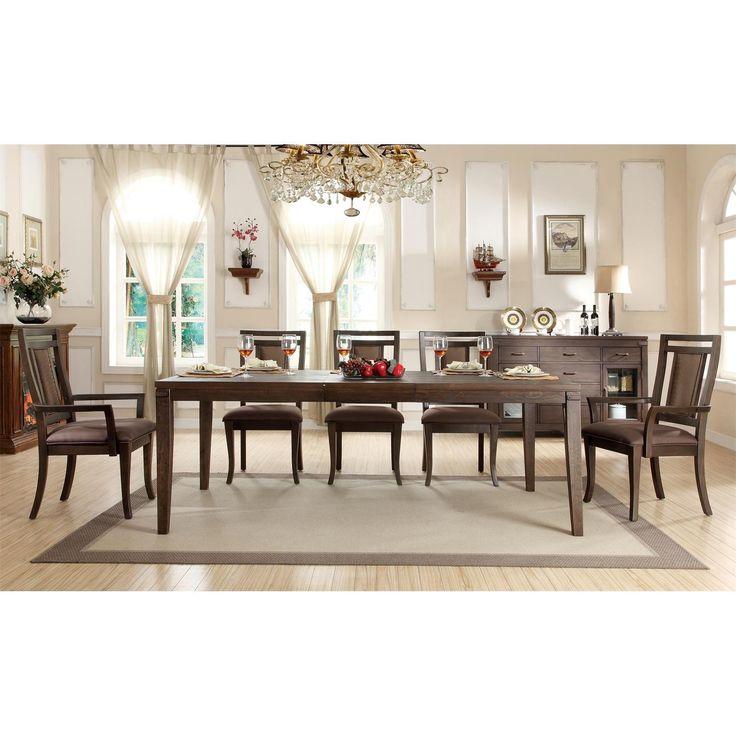 Riverside Furniture Promenade 9 Piece Dining Set | Wayfair