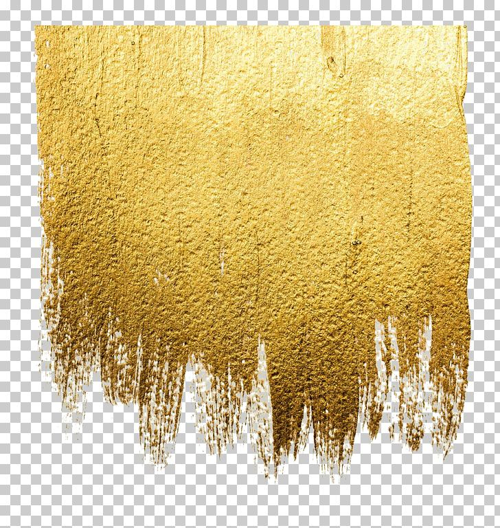 Acrylic Paint Abstract Art Gold Wall Paint Brown Textile Png Clipart Abstract Art Painting Gold Painted Walls Free Clip Art