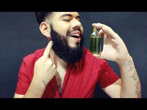 Cómo hacer crecer la barba  Aceite De Aguacate   Jonh Arreola