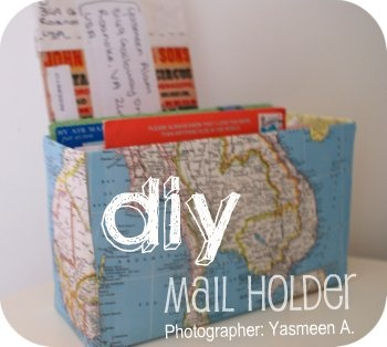 A DIY Mail Holder I made to organize all my #snailmail and #penpal #letters :)  #diy #crafts #scrapbook #map #mail #penpals #envelopes: Diy Mail, Crafts Mail, Crafts Ideas, Design Home Organic Ideas, Holders Ideas, Diy Crafts, Postal Travel, Mail Holders, Wonder Job