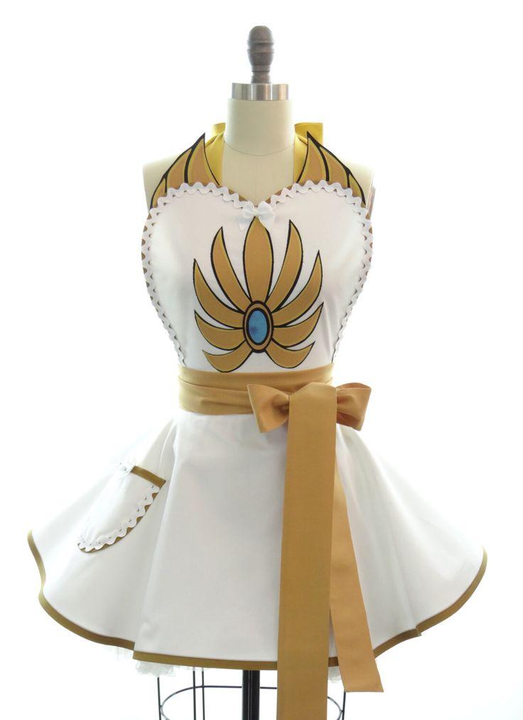 Retro Apron - Shera Womans Aprons - Vintage Apron Style - Pin up Hero Rockabilly Cosplay by bambinoamore on Etsy https://www.etsy.com/uk/listing/154304872/retro-apron-shera-womans-aprons-vintage