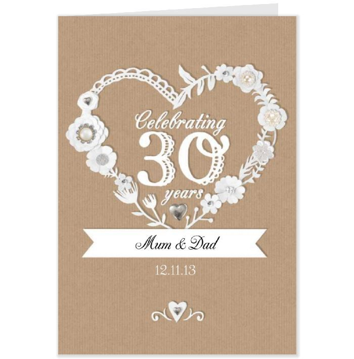 30th Wedding Anniversary Quotes Wishes Messages And Images