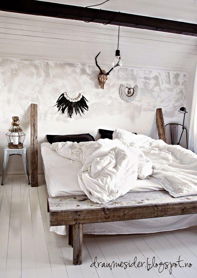 Une chambre à coucher aux couleurs zen permettra un bon sommeil