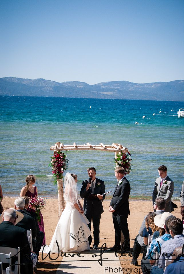 59 Best Images About Zephyr Cove Resort Weddings On Pinterest