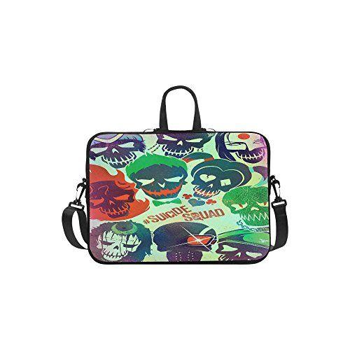 """Suicide Squad Sleeve Case Messenger Bag for Laptop 10"""" 11... https://www.amazon.com/dp/B01MTUXMCM/ref=cm_sw_r_pi_dp_x_M.3rybC3JXQW1"""