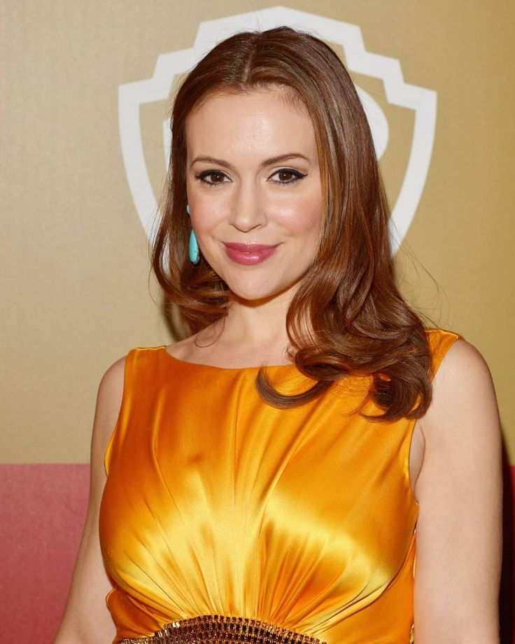 Alyssa Milano Daily On Instagram 2013 Instyle And Warner Bros