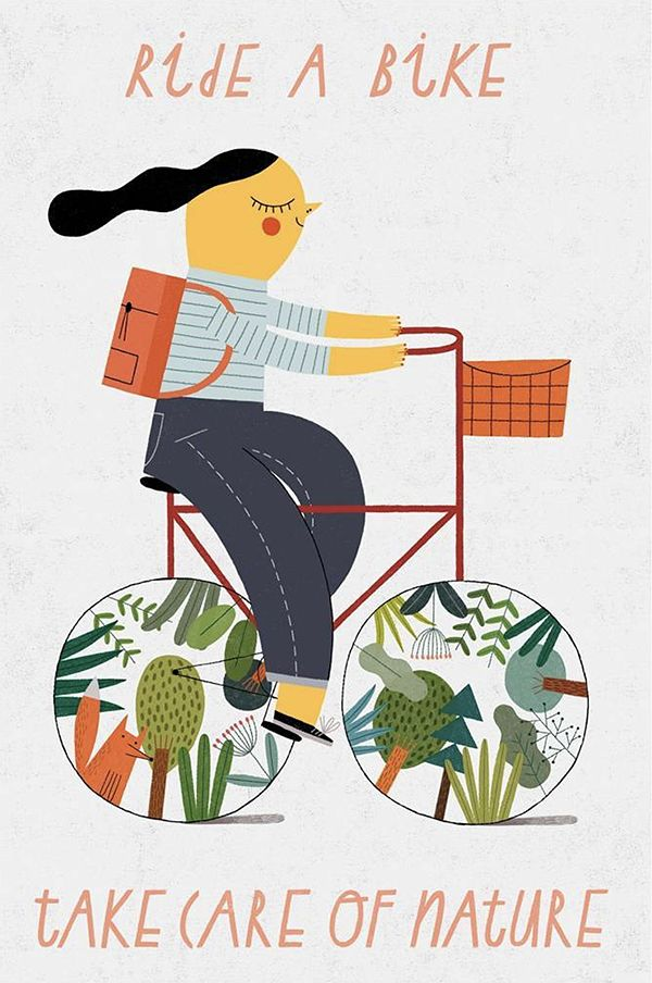Teresa Bellon is a Spanish illustrator creating designs with lots of fun-loving bold characters. I love the humorous elements to her wor...