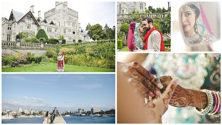 Victoria BC Wedding Videography :: Robin & Nik {Indian Wedding} www.cassieoneil.com