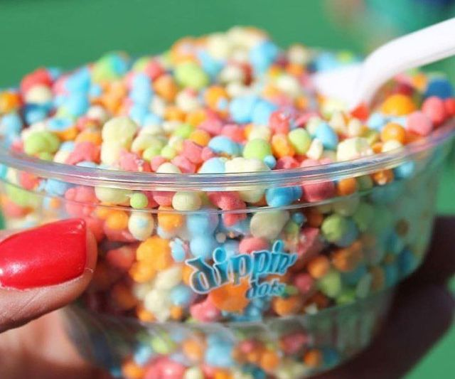 A merchandise fresh out of the freezer – your favourite Dippin' Dots ice cream is finally just an order away ready to land on your doorstep. Dippin Dots Ice...