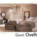 Blog de decoração com sugestão de cor tinta bege Suvinil Ovelha, um tom de bege claro lindo e aconchegante!