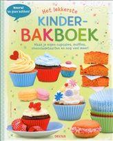 Het lekkerste kinderbakboek  Smul jij graag van heerlijke cupcakes en taarten? En help jij graag in de keuken (met bakken én proeven) als er gebak op het menu staat? Dan moet dit boek voortaan op jullie aanrecht liggen! http://www.bruna.nl/boeken/het-lekkerste-kinderbakboek-9789044731187