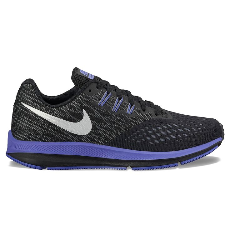 Nike Zoom Winflo 4 Women's Running Shoes, Oxford