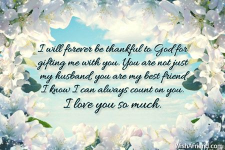 Best love message for husband