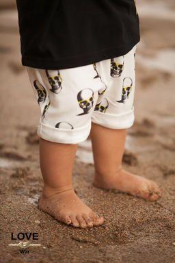 Static Harem Shorts