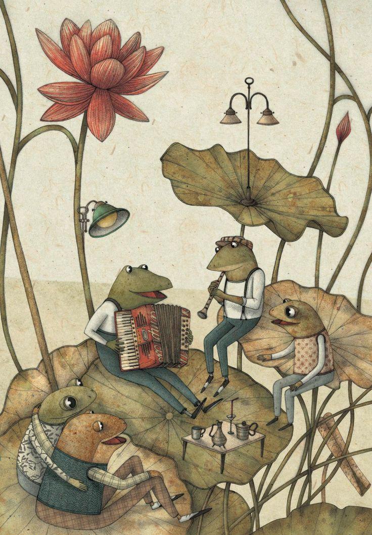 La mostra Le immagini della fantasia, a Sarmede, propone una carrellata del meglio, a livello mondiale, che il settore dell'illustrazione per l'infanzia... http://www.tripartadvisor.it/le-immagini-della-fantasia-sarmede-mostra-favola/