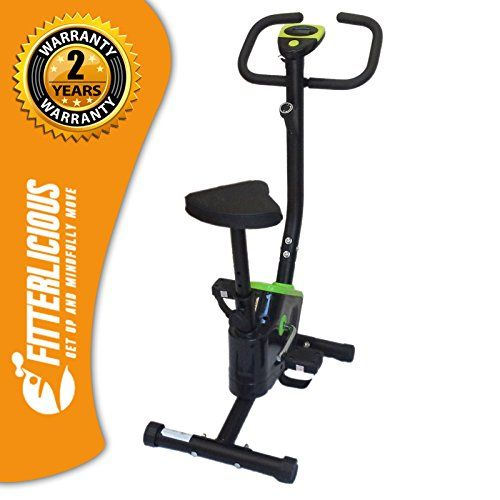 EXERCISE BIKE CYCLETTE POWER BIKE HOME CARDIO FITNESS 601