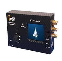 IVB7 is the complete solution for Live Event Webcasting,Web Tv, Web Video Conference,Virtual Classroom,Tv Channel Live relay etc.Stream Live Videos even at low internet speed of 150 Kbps. For Details visit  http://ivb7.com/webcaster.aspx