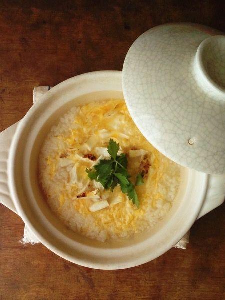 松茸ぞうすい by ひな   レシピサイト「Nadia   ナディア」プロの料理 ...
