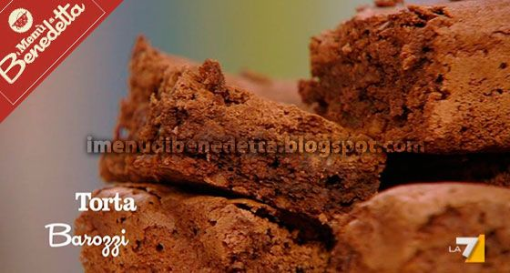 Torta Barozzi (versione di Benedetta Parodi)