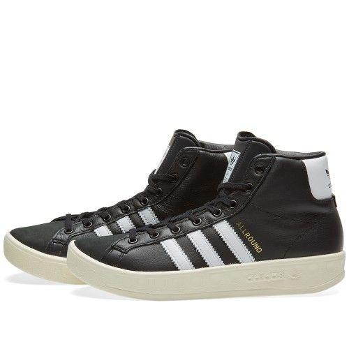 Adidas Allround OG W (Core Black & White)