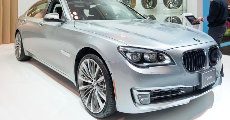 The German automaker says its 7 Series would be the first production model to allow parking without a driver behind the wheel.