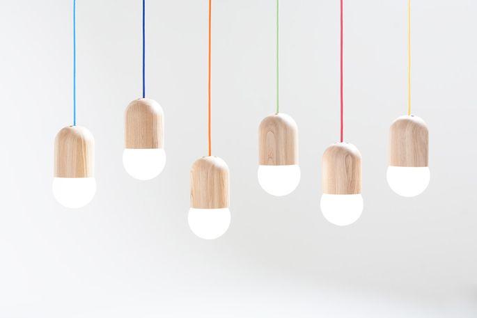 Houten hanglamp - Nieuws - ShowHome.nl