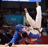 London Olympic  JUDO 66kg Ebinuma Ohgoshi