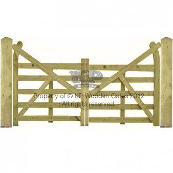 Double Field Gate