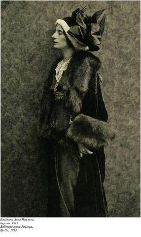 Ana Pavlova, 1913