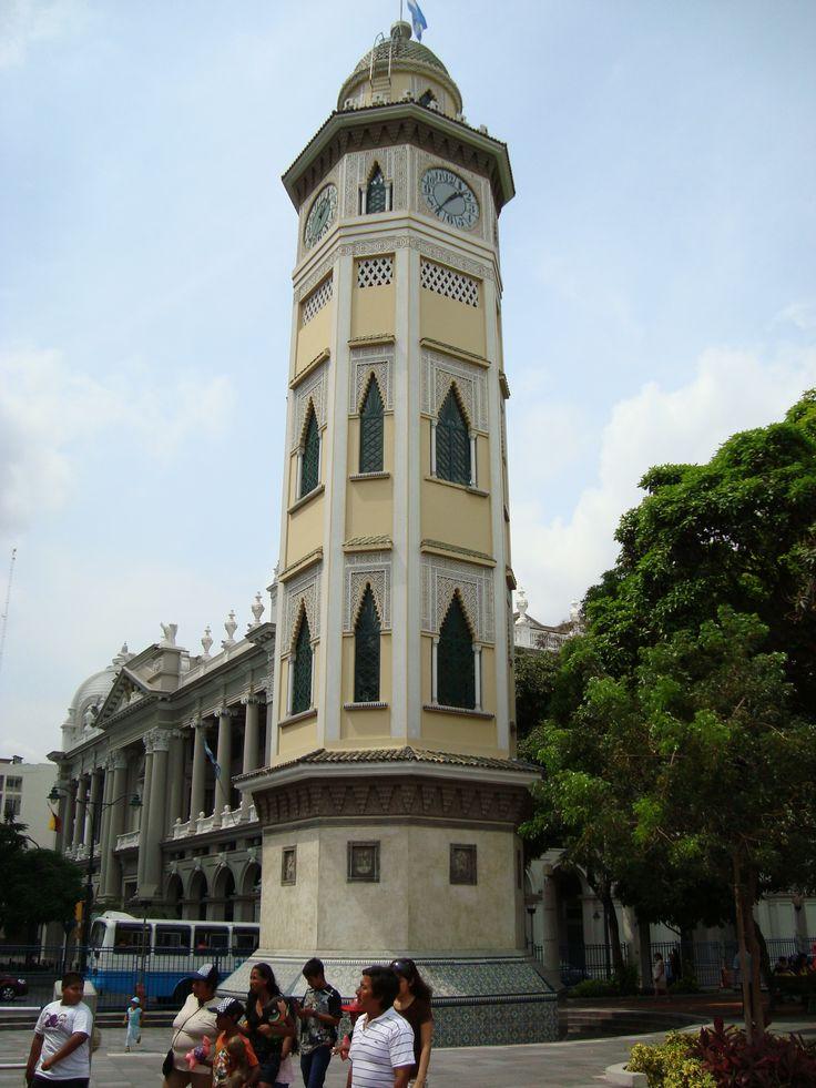 Malecón 2000 - Guayaquil, Ecuador